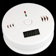 Digital Carbon Monoxide CO Gas Warning Detection Alarm Detector