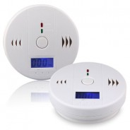 K9Q LCD CO Carbon Monoxide Detector Poisoning Gas Fire Warning Safe Alarm Sensor