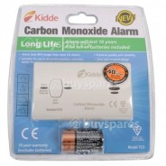 PORTABLE & COMPACT BATTERY OPERATED CARBON MONOXIDE (CO) TRAVEL ALARM – CE, EN & BRITISH STANDARD APPROVED