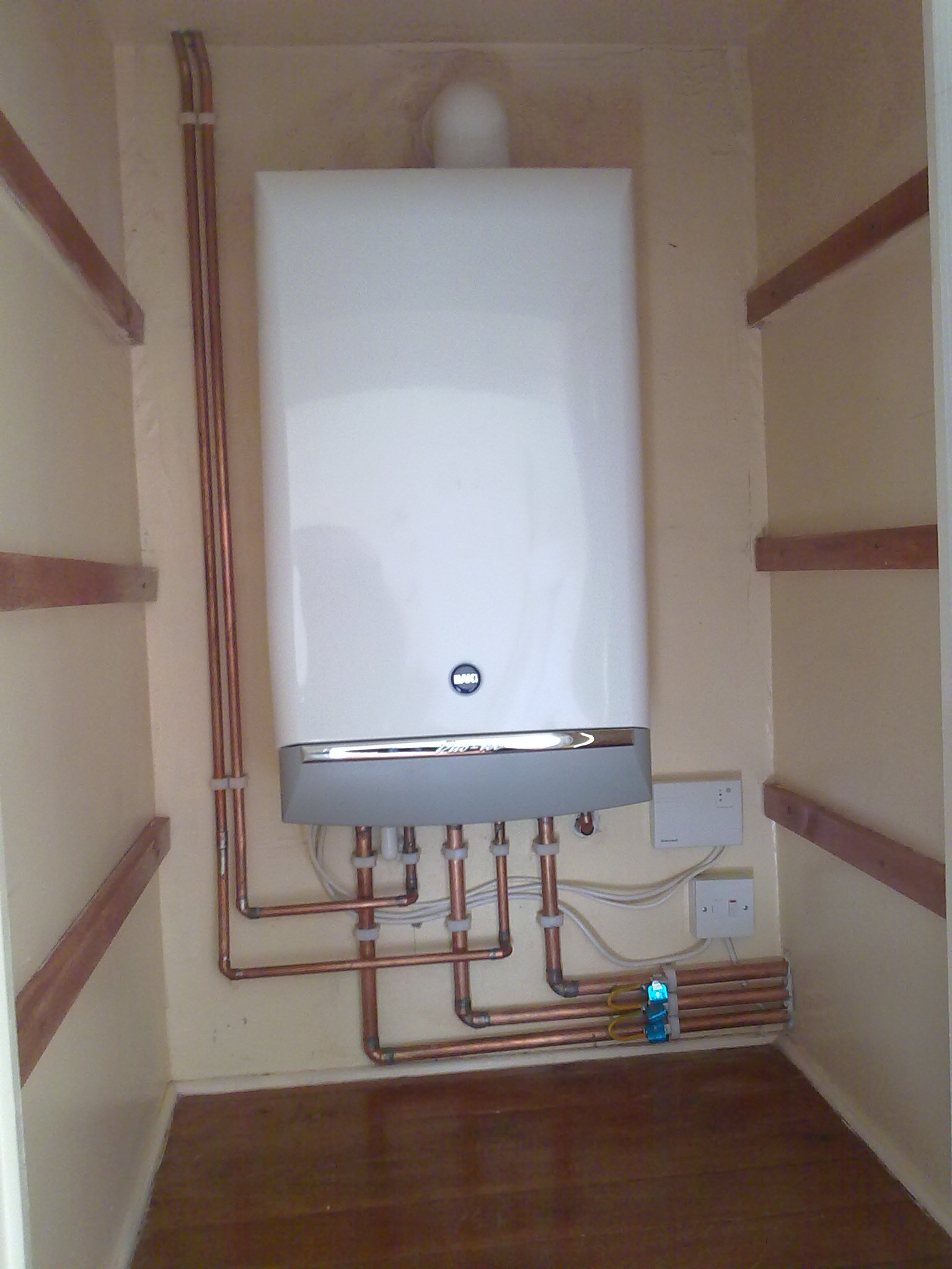 Boiler installations | MSP Installations LTD