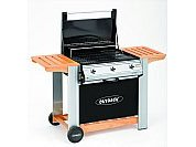 Outback Spectrum 3-Burner Flatbed Gas Barbecue with Cover
