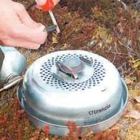 Firestarter Pro Make a campfire, light your gas barbeque and stove