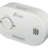 Kidde 900-0233 BSI Battery Carbon Monoxide Alarm