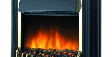 Dimplex CHT20 Cheriton Traditional Freestanding Optiflame Effect Electric Fire, 2 Kilowatt