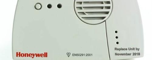 Honeywell H450EN carbon monoxide detector