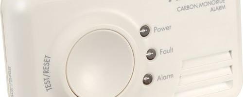 Fireangel CO-9X 7 Year Sealed for Life Carbon Monoxide Alarm