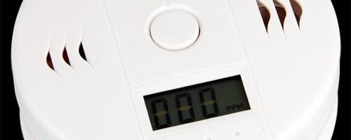 Digital Carbon Monoxide CO Gas Warning Detection Alarm Detector