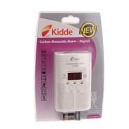 Kidde KNCOPD3UK Carbon Monoxide Alarm Digital Main Powered (with Battery Back Up)