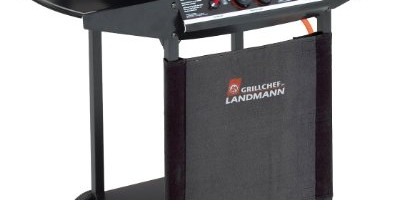 Landmann Grill Chef FT 2 Burner Gas Barbecue with Flame Tamer 12375