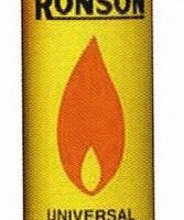 300 ML RONSON BUTANE GAS LIGHTER REFIL