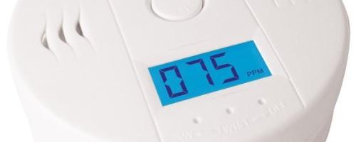 Gripfast Carbon Monoxide Alarm