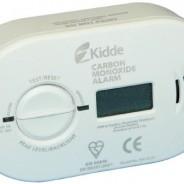 Kidde 5DCO-0230 BSI Battery Premium Range Carbon Monoxide Alarm with Digital Display