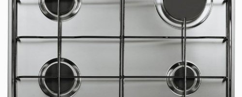 Whirlpool 60cm Gas Hob in Stainless Steel AKR360