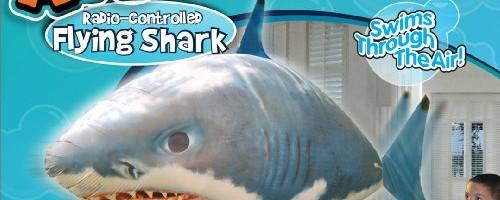 Air Swimmer Shark