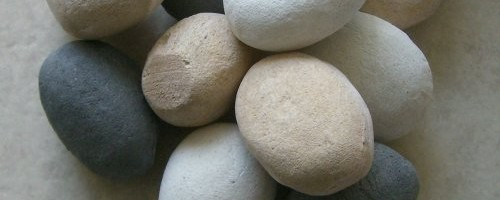 10 Gas Fire Replacement Pebbles For Coal Fire 3 Colours BY RAMSAYS UK